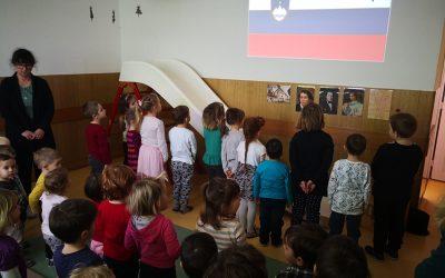 SLOVENSKI KULTURNI PRAZNIK V VRTCU
